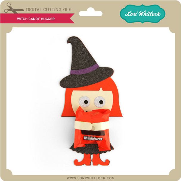 Witch Candy Hugger
