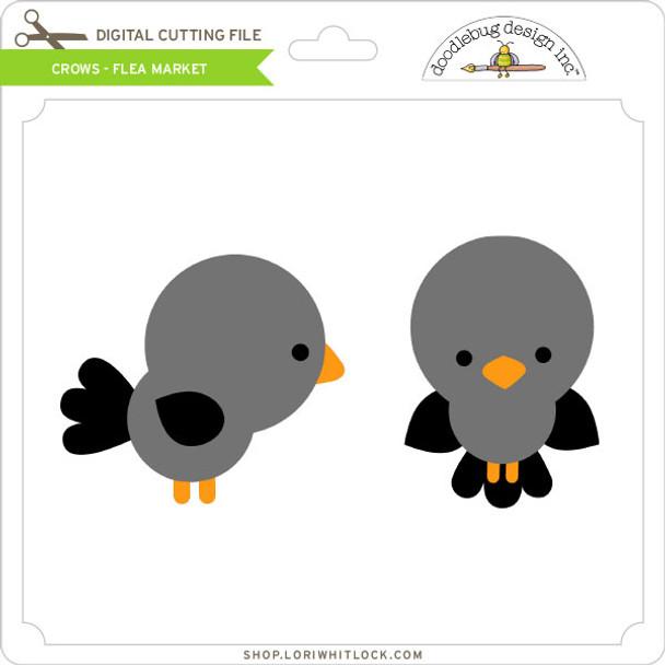 Crows - Flea Market