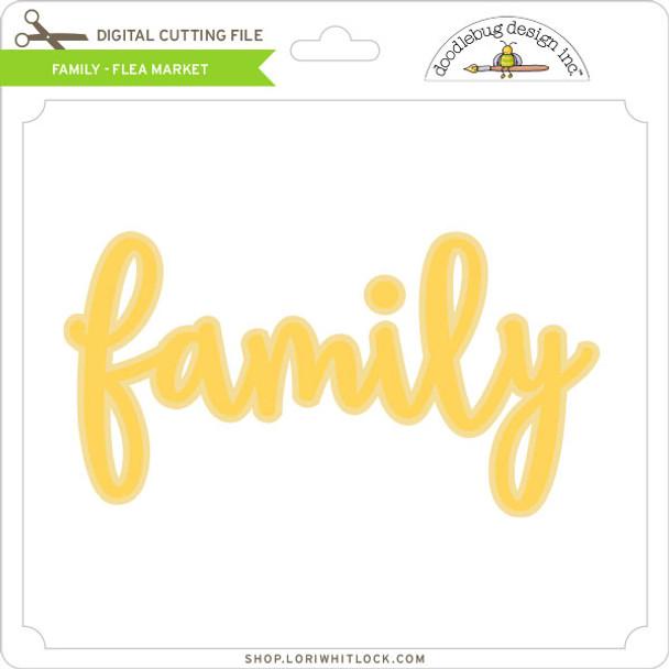 Family - Flea Market