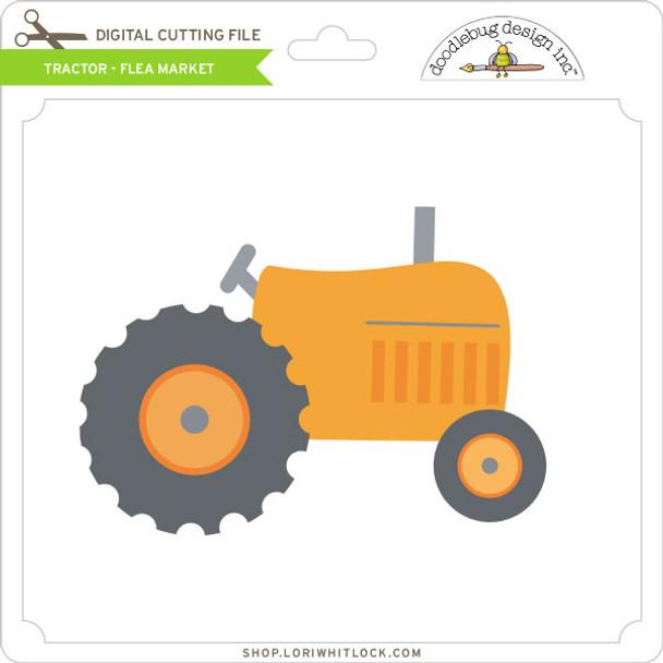 Tractor - Flea Market