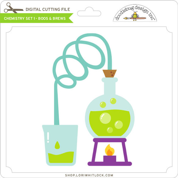 Chemistry Set 1 - Boos & Brews
