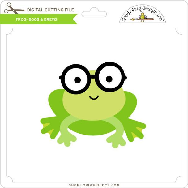 Frog - Boos & Brews