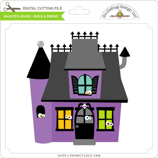 Haunted House - Boos & Brews