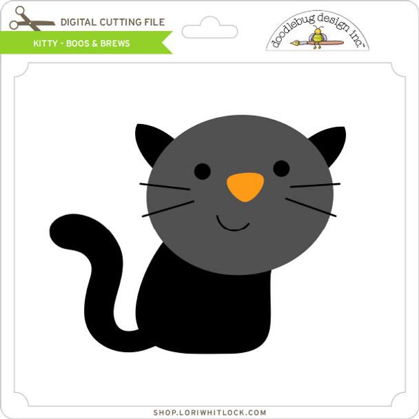 Kitty - Boos & Brews
