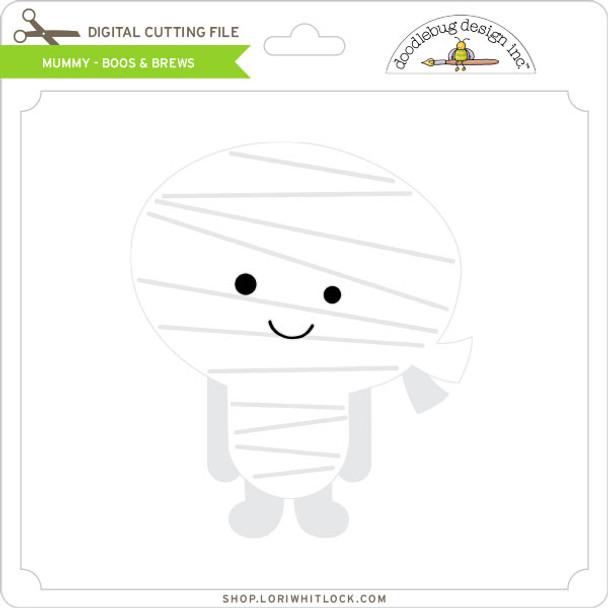 Mummy - Boos & Brews