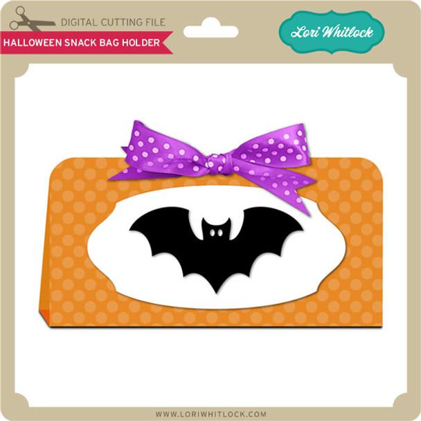 Halloween Snack Bag Holder