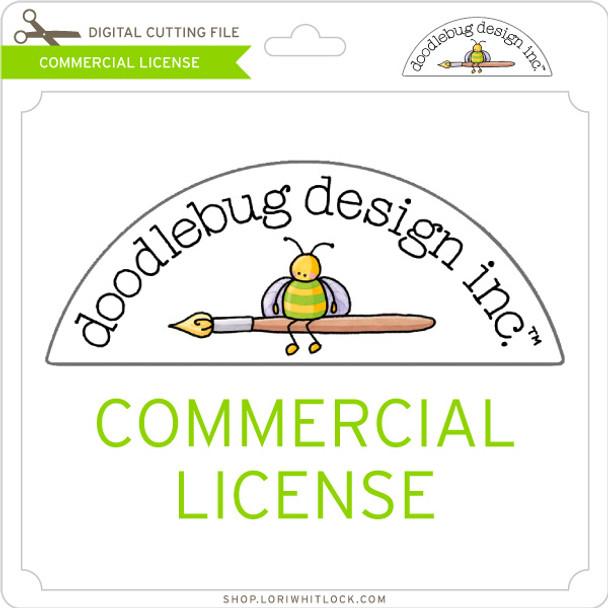 Doodlebug Design Commercial License