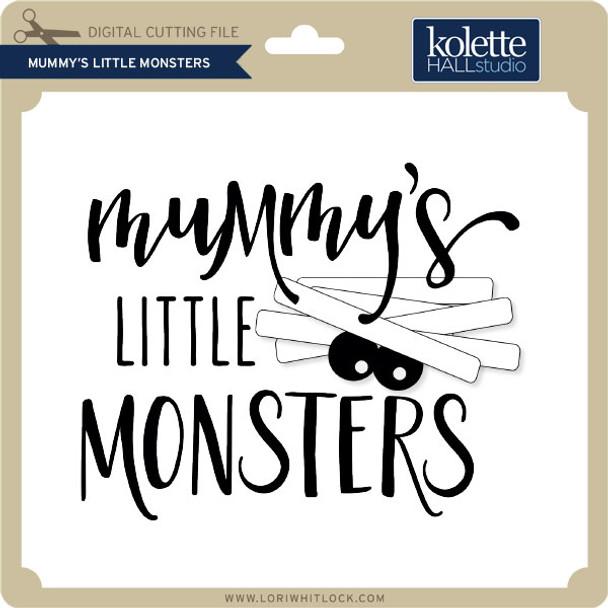 Mummy's Little Monsters