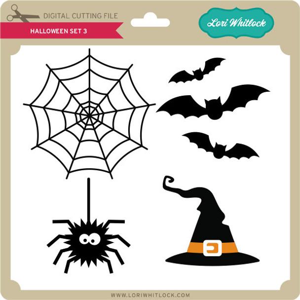 Halloween Set 3