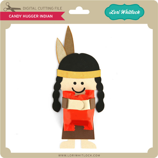 Candy Hugger Indian