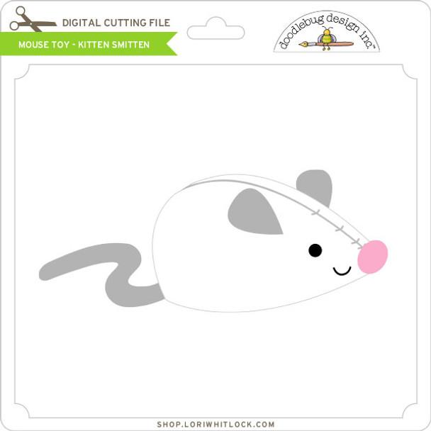 Mouse Toy Kitten Smitten