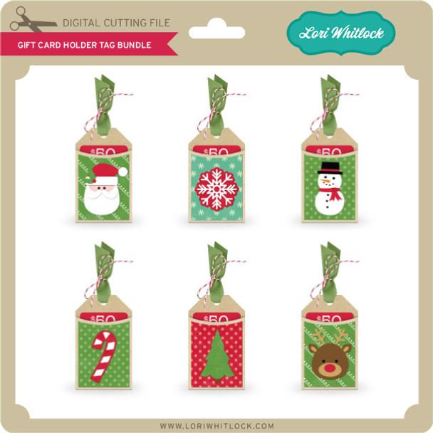 Gift Card Holder Tag Bundle