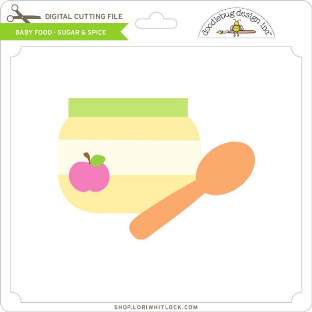 Baby Food Sugar & Spice