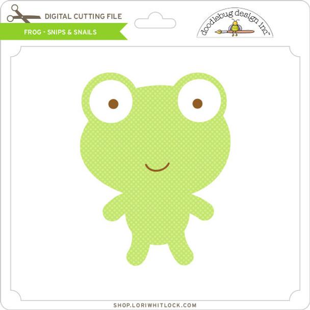 Frog Snips & Snails