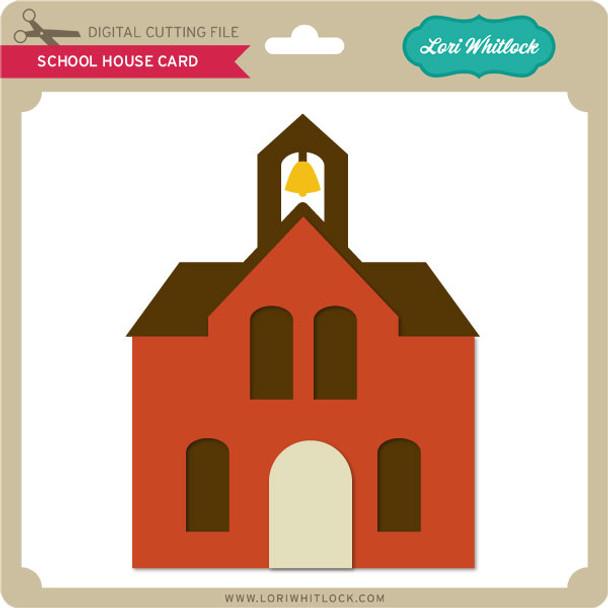 School House Card