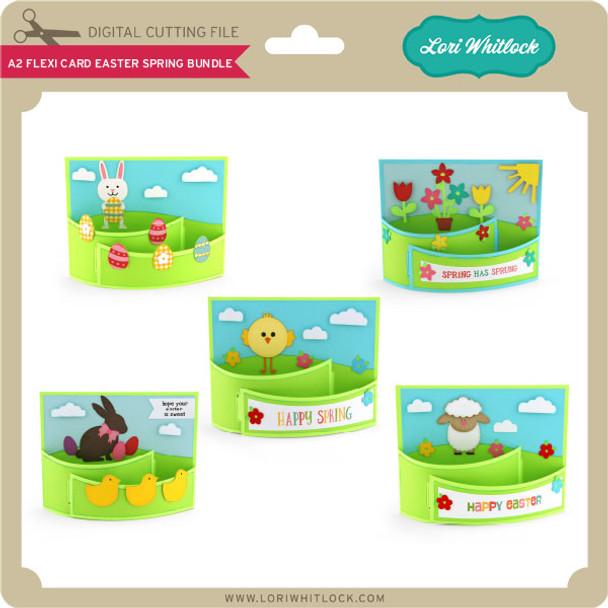 A2 Flexi Card Spring Bundle