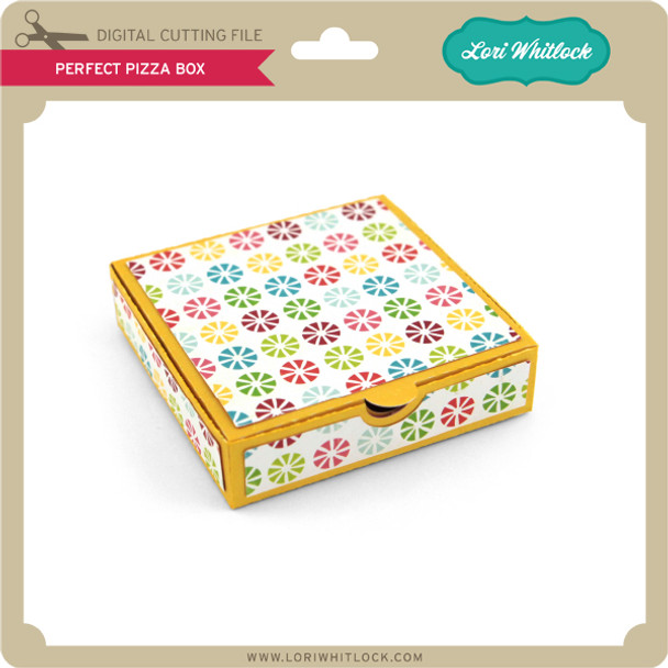 Perfect Pizza Box