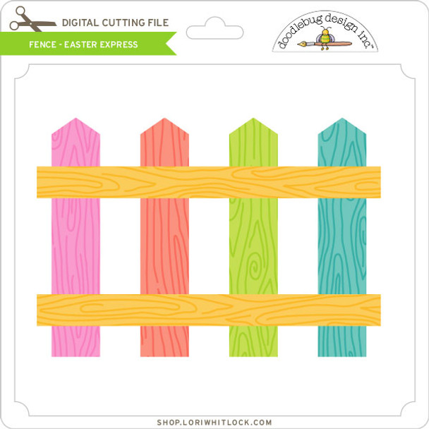 Fence - Easter Express