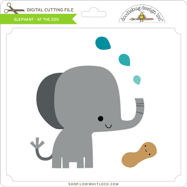 Elephant  - At The Zoo