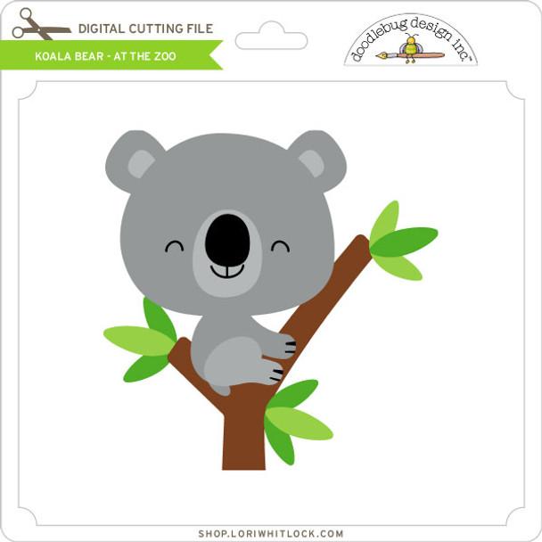 Koala Bear - At The Zoo