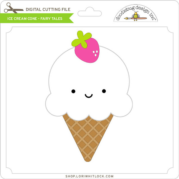 Ice Cream Cone Fairy Tales