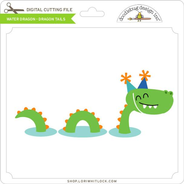 Water Dragon - Dragon Tails