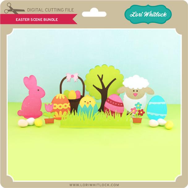 Easter Scene Bundle