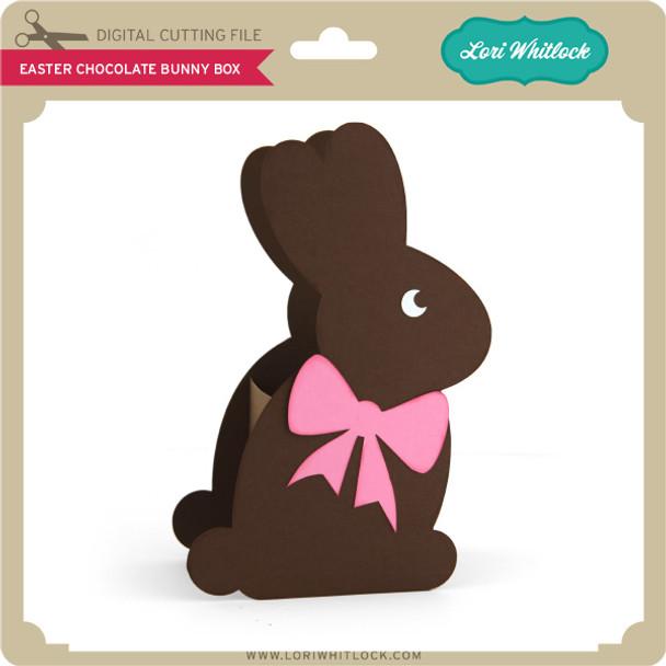 Easter Chocolate Bunny Box