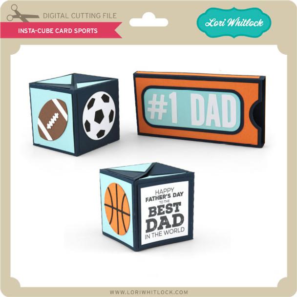 Insta-Cube Card Sports