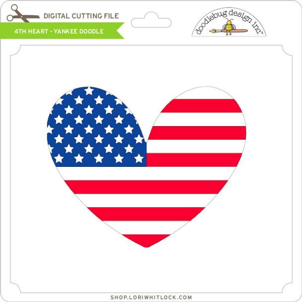 4th Heart - Yankee Doodle