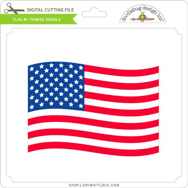 Flag #1 - Yankee Doodle