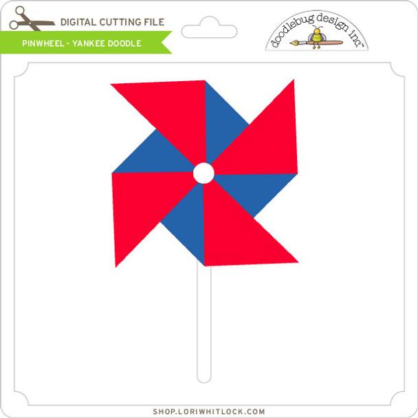 Pinwheel - Yankee Doodle