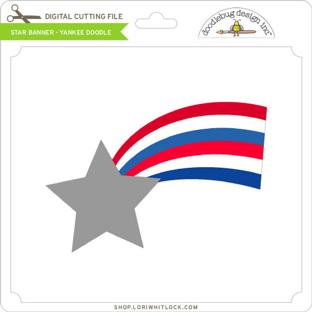 Star Banner - Yankee Doodle