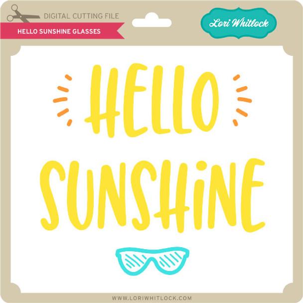 Hello Sunshine Glasses