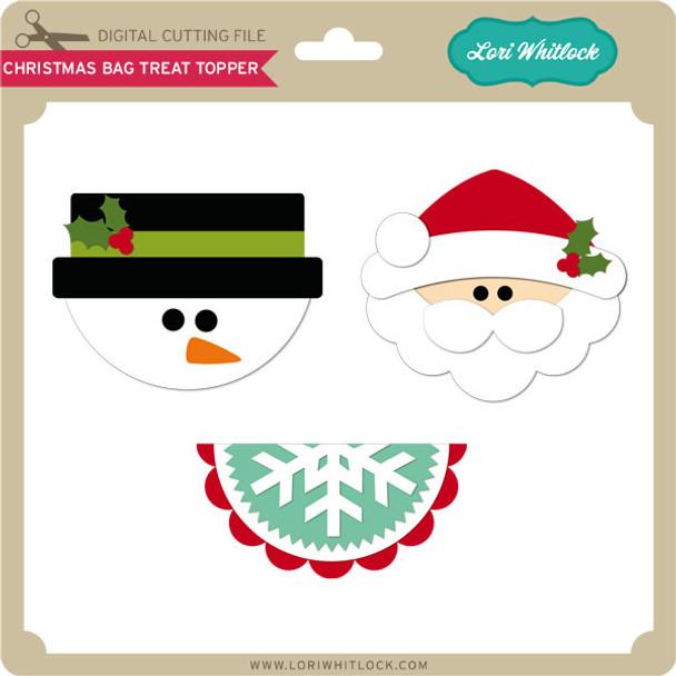 Christmas Bag Treat Topper Bundle