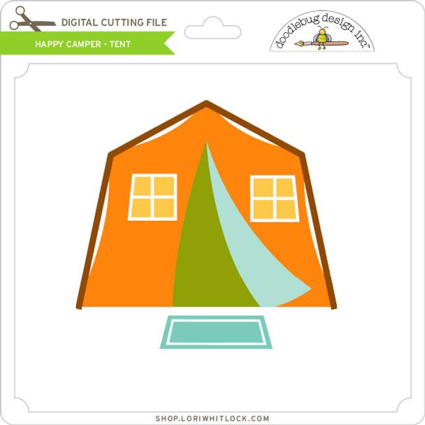 Happy Camper - Tent