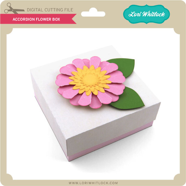 Accordion Flower Box