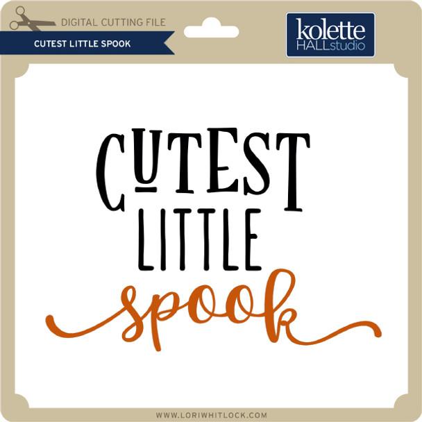 Cutest Little Spook