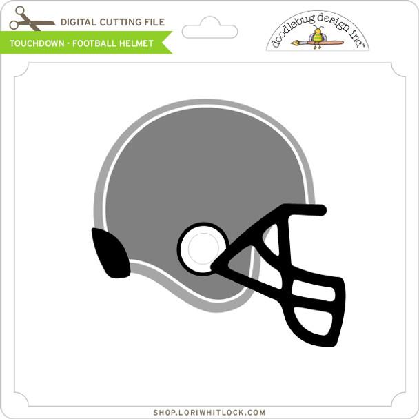 Touchdown - Football Helmet