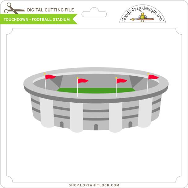 Touchdown - Football Stadium