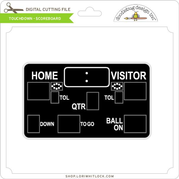 Touchdown - Scoreboard