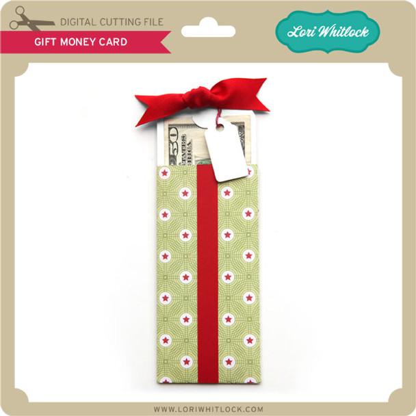 Gift Money Card