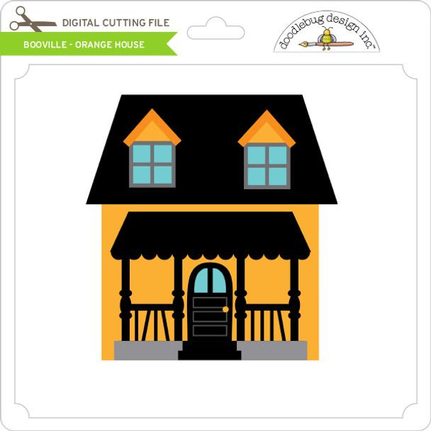 Booville - Orange House
