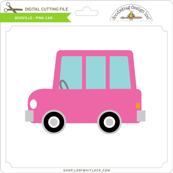 Booville - Pink Car