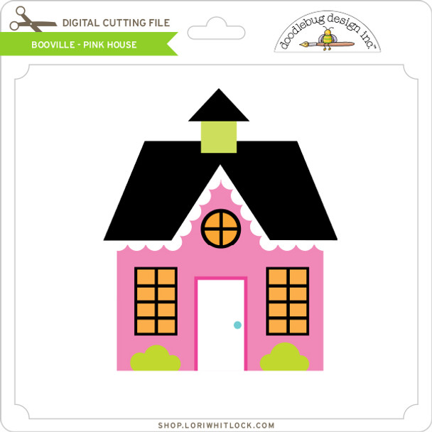 Booville - Pink House