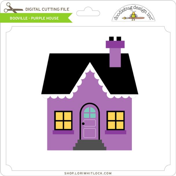 Booville - Purple House