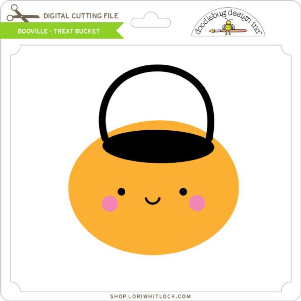 Booville - Treat Bucket
