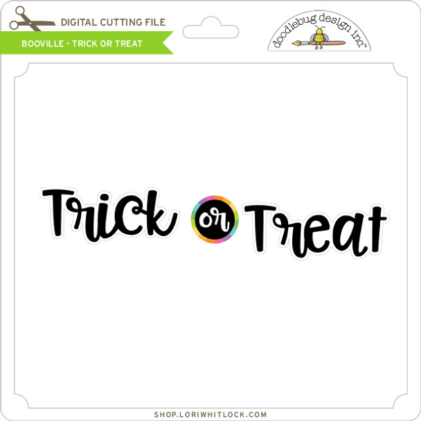 Booville - Trick or Treat