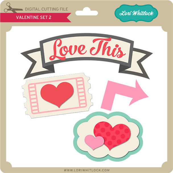 Valentines Set 2