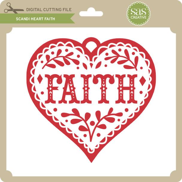 Scandi Heart Faith